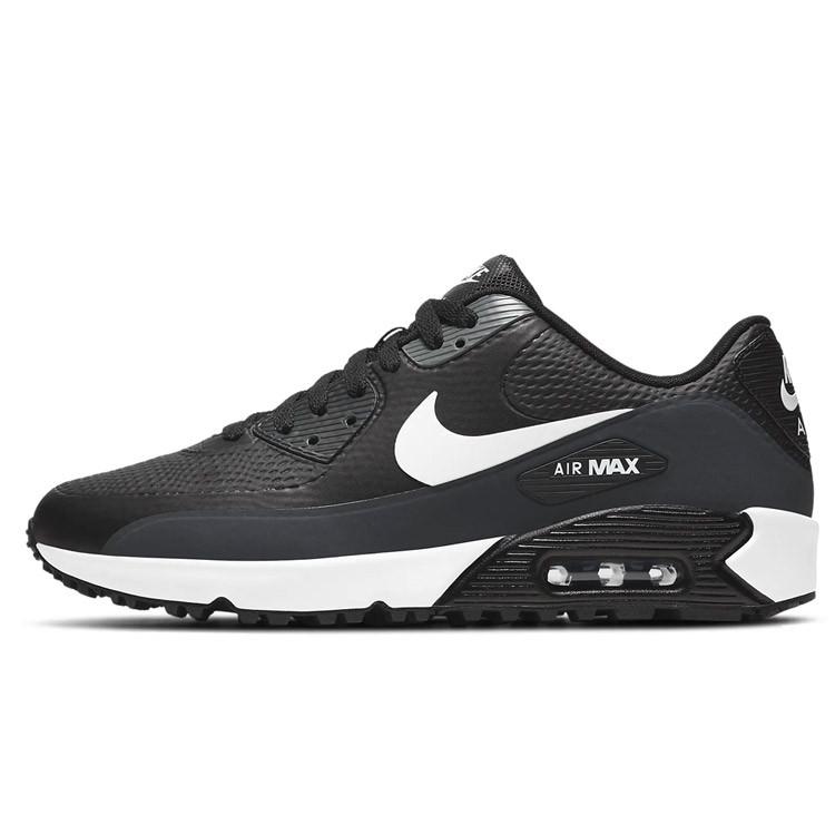 Achat Chaussures homme Air Max 90G noir - Nike - Chaussuresdegolf.com