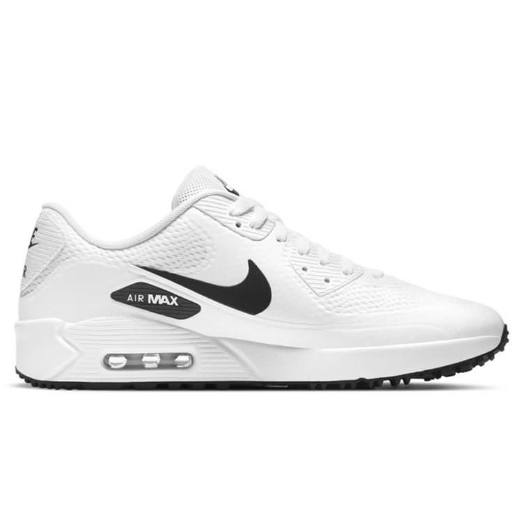 Achat Chaussures homme Air Max 90G blanc - Nike - Chaussuresdegolf.com