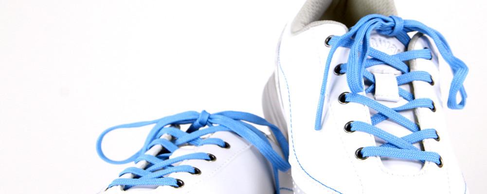 newest 4cc97 3b445 Chaussures golf avec lacets femme