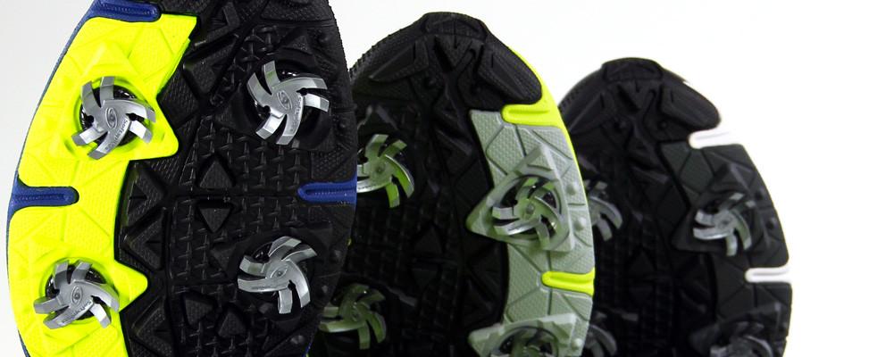 Chaussures de golf pour hommes avec crampons