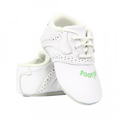 CHAUSSONS FIRSTJOYS BLANC